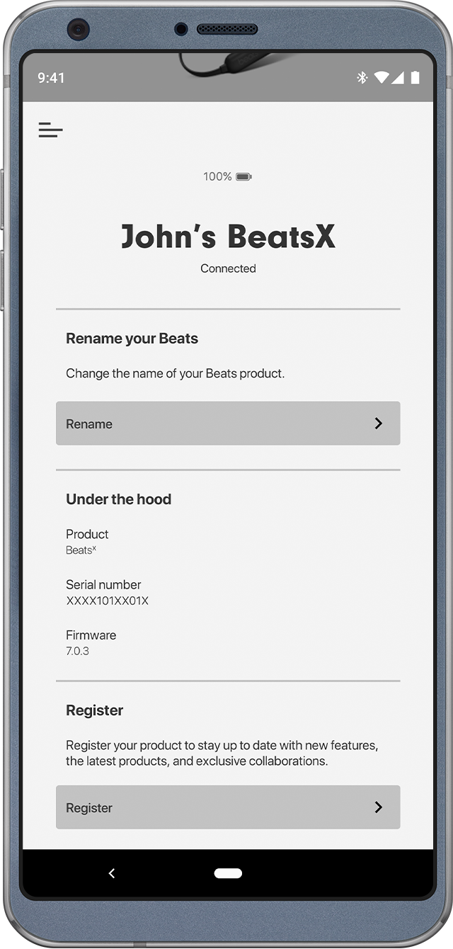 Use The Beats App For Android