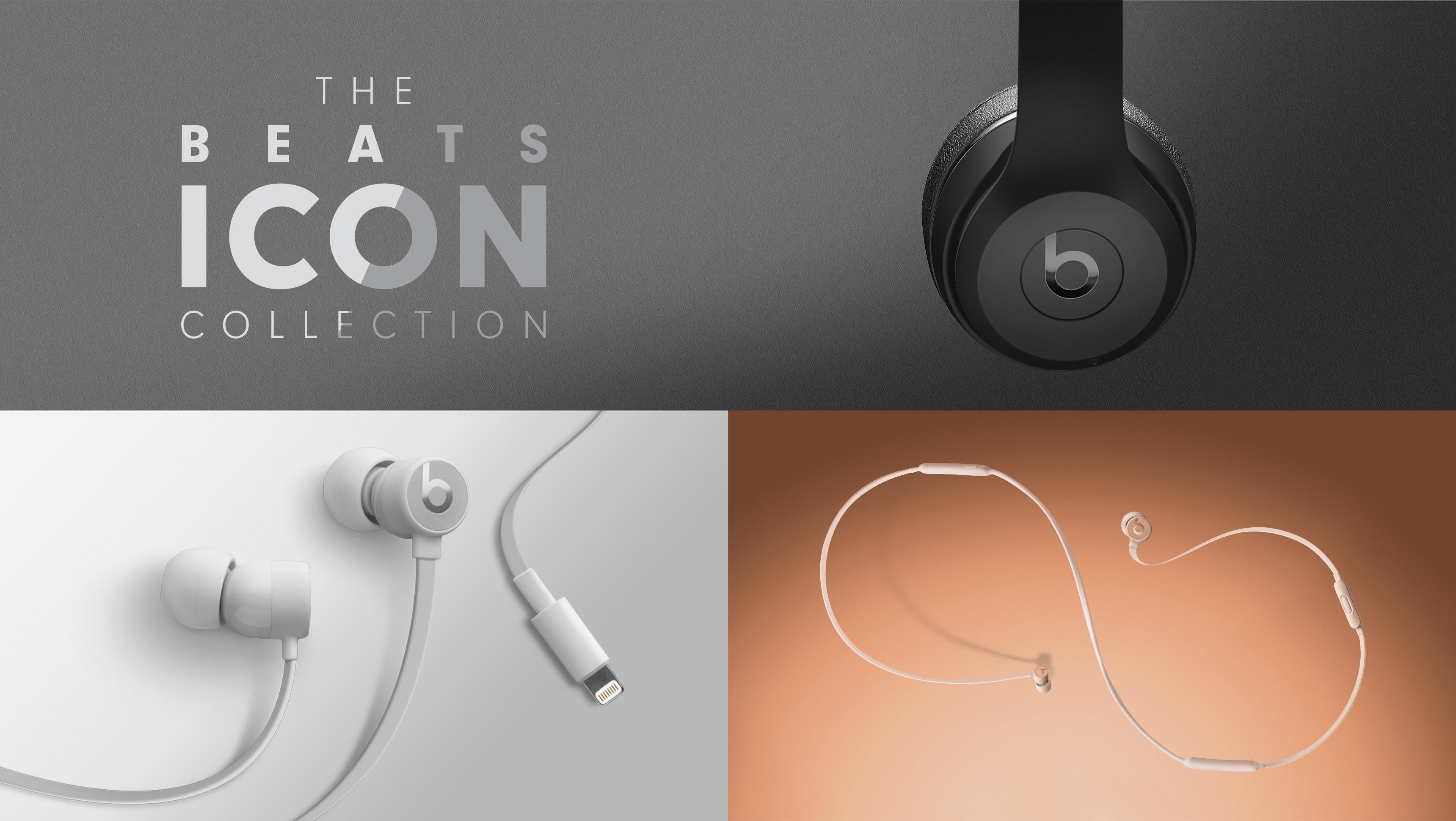 Apple beats x wireless earphones - apple style earphones