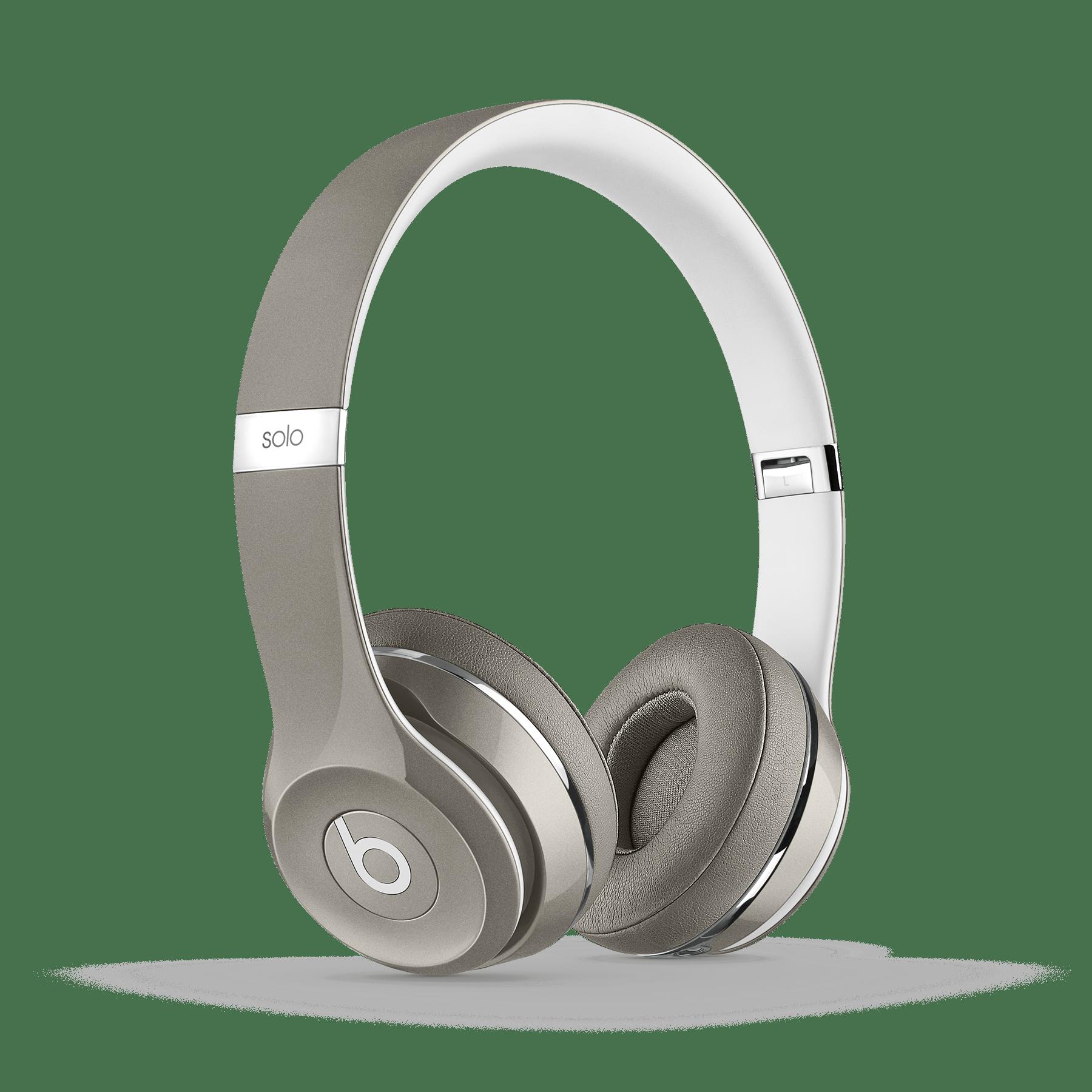 c3904075cca Beats Solo2 On-Ear Headphones - Beats by Dre
