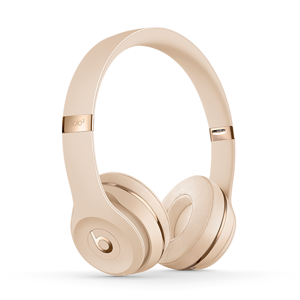 Beats Solo Wireless - Satin Gold de5021108e