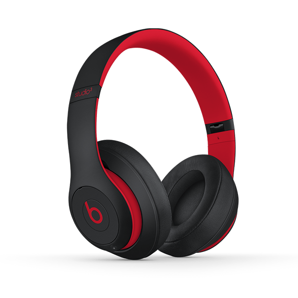 Beats Studio Wireless - Defiant Black-Red 7a42cf40c1