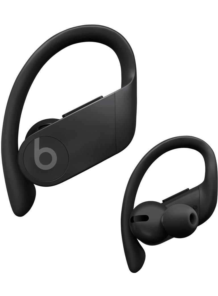 Powerbeats Pro - Totally Wireless Earphones - Black