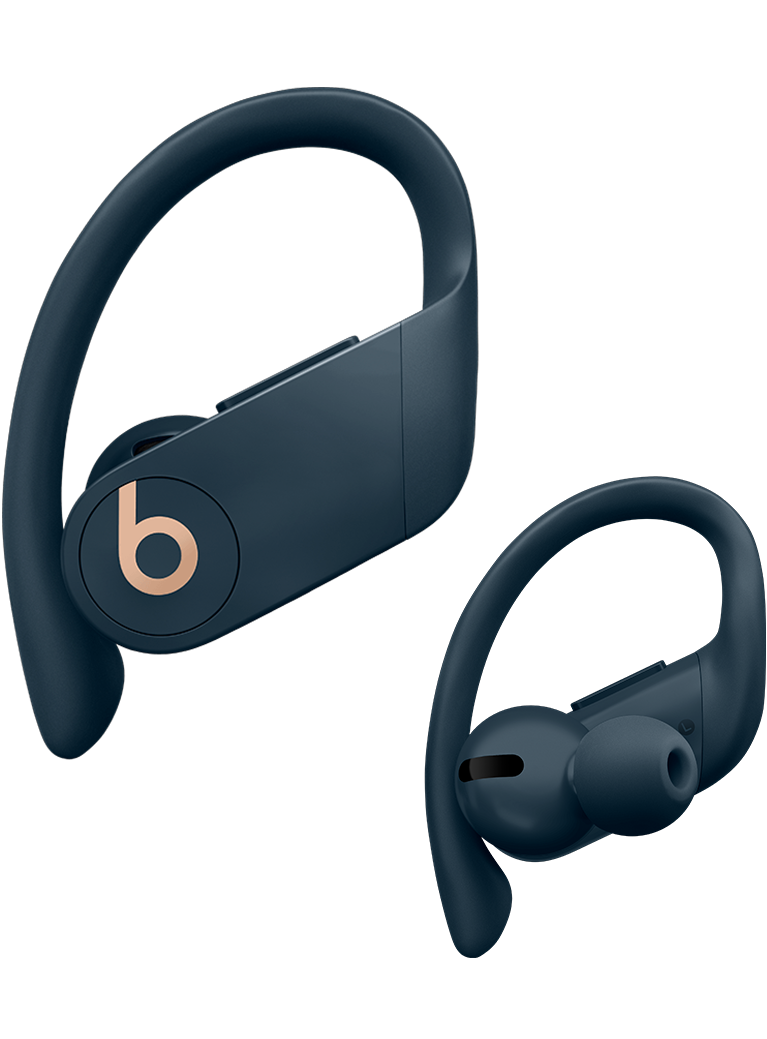 Powerbeats Pro – Totally Wireless Kopfhörer – Marineblau