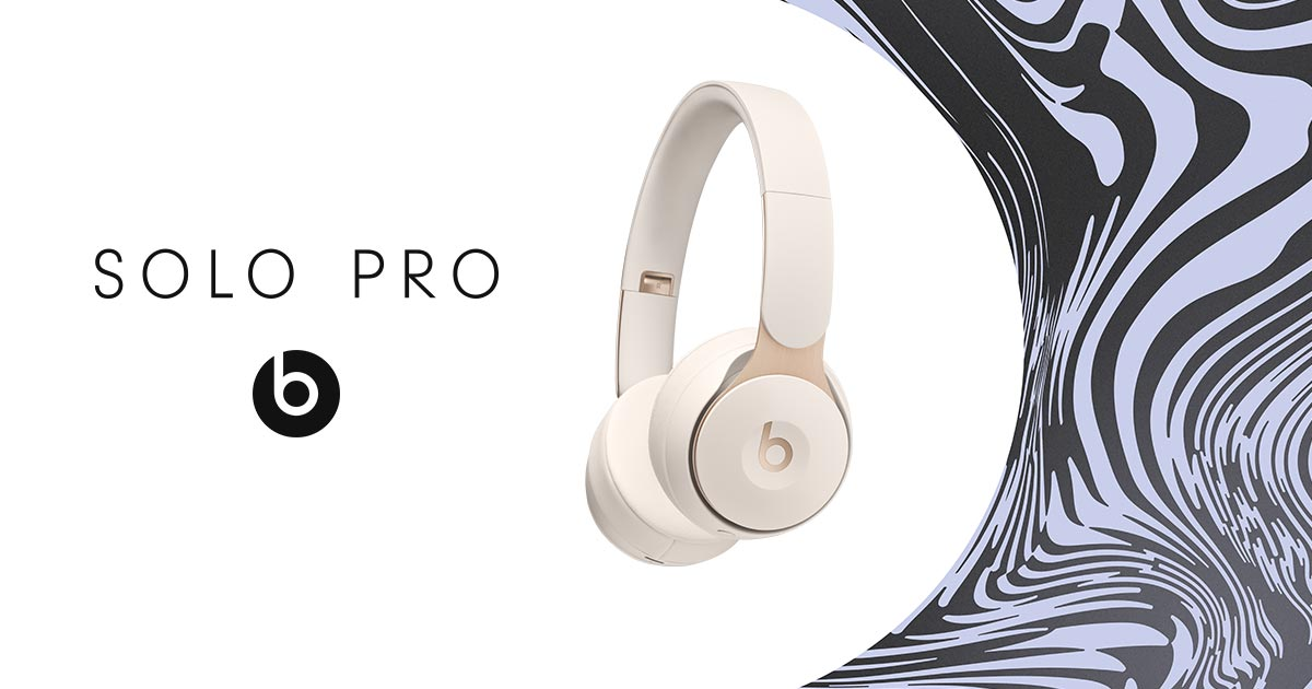 Beats Solo Pro Wireless Noise Cancelling On Ear Headphones Beats By Dre