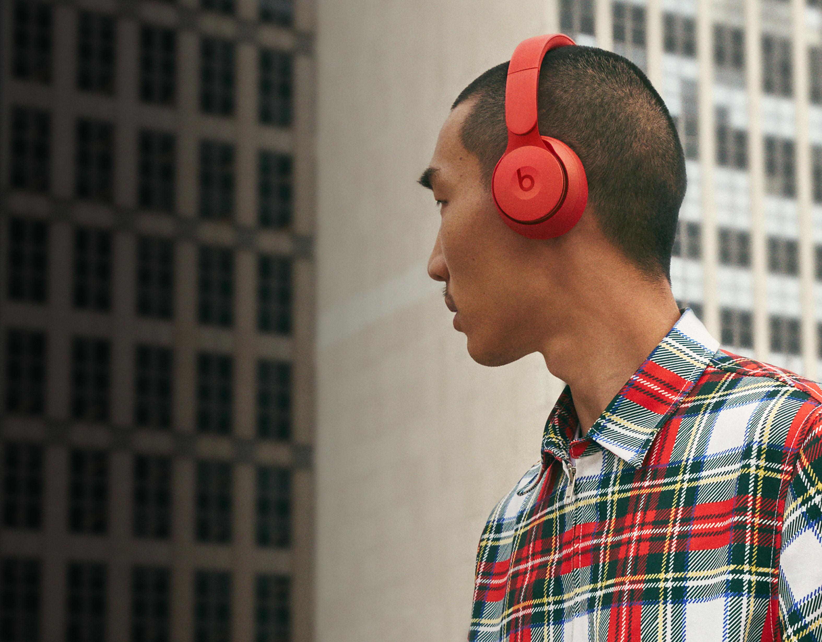 Beats Solo Pro Wireless Noise Cancelling On Ear Headphones Beats By Dre