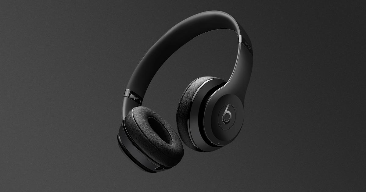 046bc3fd6f92 Beats Solo³ Wireless - Beats by Dre