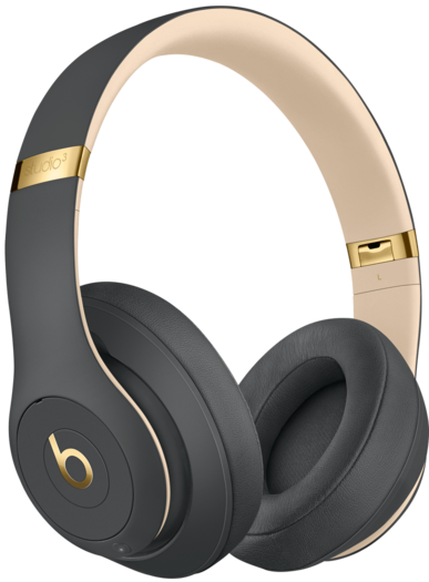 Auriculares Beats Studio3 Wireless – Beats Skyline Collection - Gris profundo
